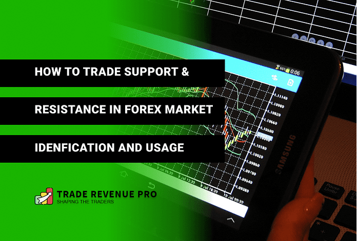 Support and Resistance in Forex Trading - Identify & Usage