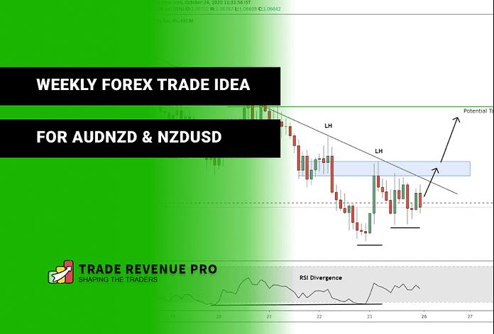 weekly forex trade idea - October 2nd last week 2020