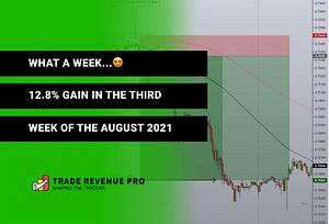 What a Week, 12.8% Gain in the Third Week of the August 2021